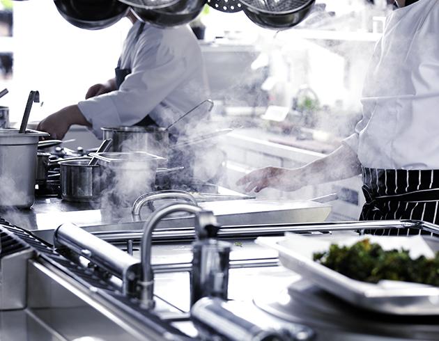 Weisser Großküchentechnik Gastronomie