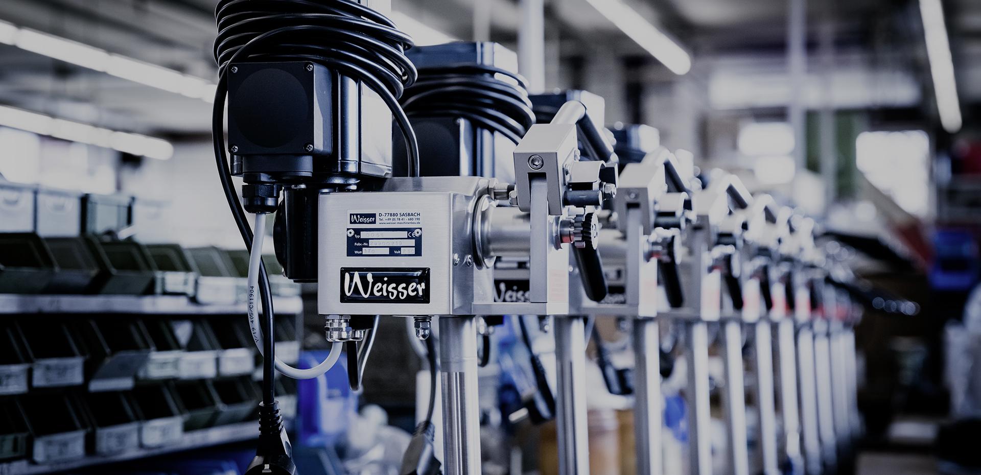 Weisser Großküchentechnik Geräte und Maschinen